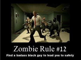 Zombie Rule 12 by psbox362