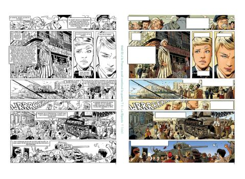 1940 Et Si La France 3-page 3 preview by Jovan-Ukropina