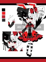 shadow witch adoptable CLOSED by AS-Adoptables