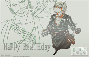 Happy Birthday MARIMO 11.11.11 by B-L-HARBI