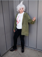 Nagito Komaeda Cosplay 2 by ucccoffee