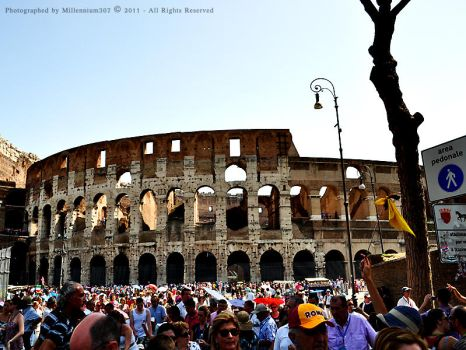 Colosseo... by MILLENNIUM307
