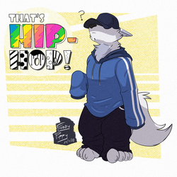 That's HIP HOP by FrostyPuppy