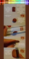 Chocolate Bar Charm Tutorial by keigylf