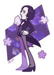 Frederic Chopin by flandre495