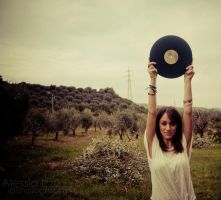 Music is the salvation by Alessia-Izzo