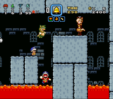 Super Mario 2-D World Random Mockup #1 by geno2925