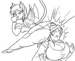 Stream 5-31 Succubus Kittybutt Attack! by Thiridian
