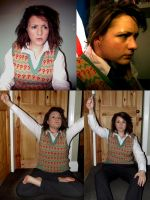 Sheventh - Seventh Doctor Tomfoolery by spiritofthebeast