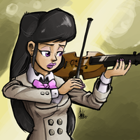 Octavia by TheArtrix