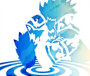 LoL Vector: Glacial Malphite by Arscent