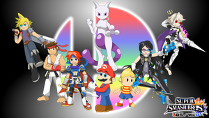 SSB4 - Thank you for waiting by UMSAuthorLava