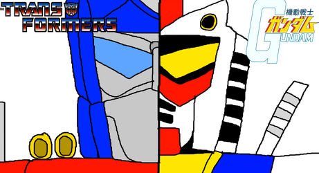 2 Giant Robot Legends by RedPegasus237