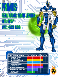 Primus Stats  by Azreal2156