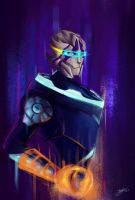 Vetra: Mass Effect Andromeda by Shaya-Fury