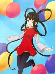 Balloons by Cerulean-Canvas