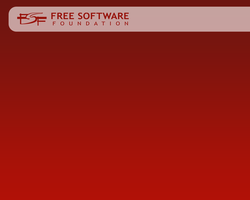 free software foundation by TryAgainBeats