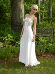 Keely - White Gown (3) by MidknightStarr
