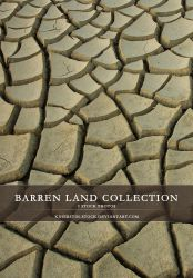 Barren Land Collection by stockkj