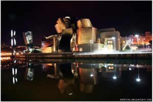 The Guggenheim 2 by duhkine