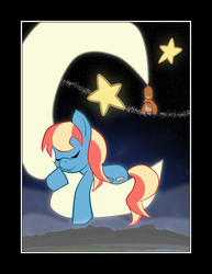 Commission: Starsweeper and Caramel by Kadjule