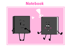 Notebook ref by SkyMeowCute