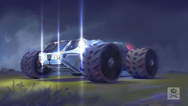 Buggy by tr4ze