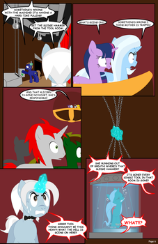 The Greatest Gift: What Happens In Haygas-Page 6 by Dekomaru