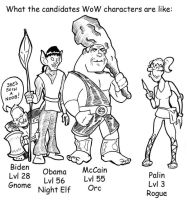 WoW Candidates by RizzleG