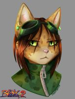 Blinx 2--Not Amused by naomi2321