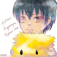 Hibari Kyouya 5 year old by Shion-Tan
