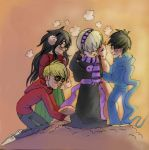 homestuck winter by pickledshoe