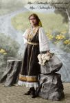 Bulgarian Woman in Traditional Dress by KatrinaFTW44