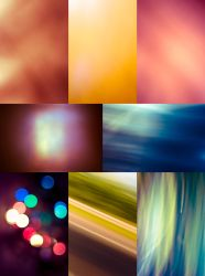 Abstract Bokeh n.1 by ElNaso