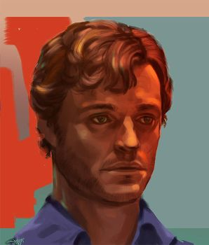 Will Graham by Marie-Robin