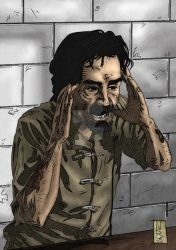 Charles Manson - Artwork 4 by The-Real-NComics