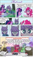 Maud's world by DarkCollaboration