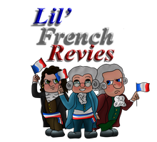 Lil' French Revies logo by filmfreak13