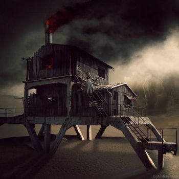 From Hell to Scarlet Town by JaiMcFerran