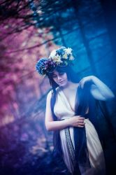 Forest Goddess by Mikacosplay