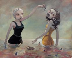 Maneater by jasinski