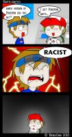 Pokemon Black... Or White by DukeStewart