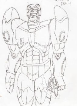 League of the Convoys: BM Optimus Primal by UnicronHound