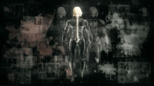 Death and Rebirth of Raiden - Dark by Billysan291