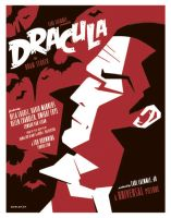 dracula poster by strongstuff