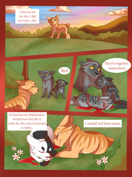 [Between Darkness and Light] Blue Roses - Page 76 by Dreaming-Roses