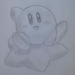 Kirby by SweetyPieGeri