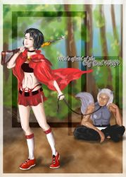 Red Riding Hood by PhoenixiaRed