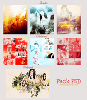 [131123] Pack PSD #1 [STOP] by LPuKirino