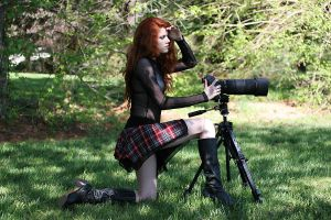 Shooting by Improart:2 by OfficialSerenaStar